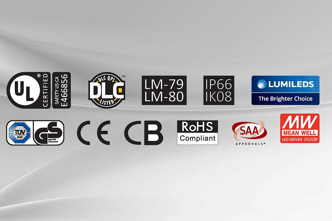 Solar Lighting System Certifications