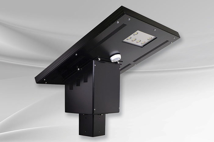 LX50 All integrated complete package solar light