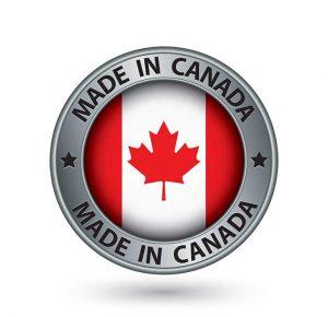 Solar light made in Canada