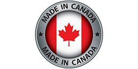 Manufactured in Canada