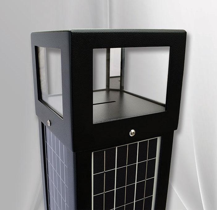 Made in Canada Solar Bollard