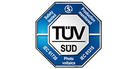 Solar panel TUV Certification