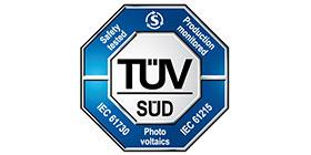 Solar panel TUV Certification