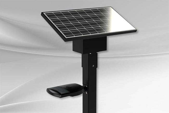 ZX100 Solar Lighting System in Canada